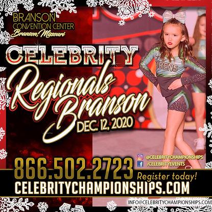 Celebrity Regionals Branson 2020_Series