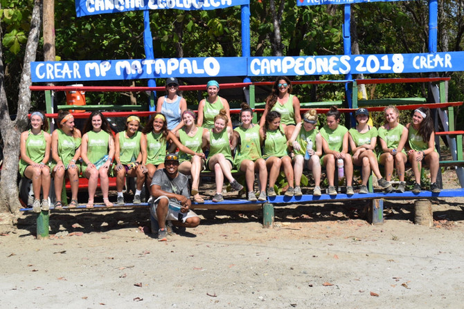 Community Project: Matapalo Soccer Field | Proyecto Cívico: La Cancha de Fútbol de Matapalo