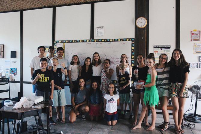 Aportando a la educación ambiental de la niñez Samareña, una alianza en conjunto | Contributing to t