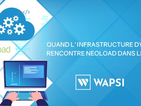 Quand l'infrastructure dynamique rencontre Neoload dans le cloud