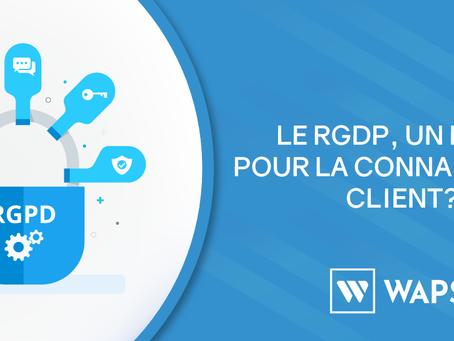 Le RGDP, un frein pour la connaissance client ?
