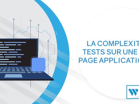 La complexité des tests de performance sur une Single Page Application