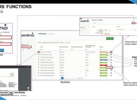 POC Supplier Portal