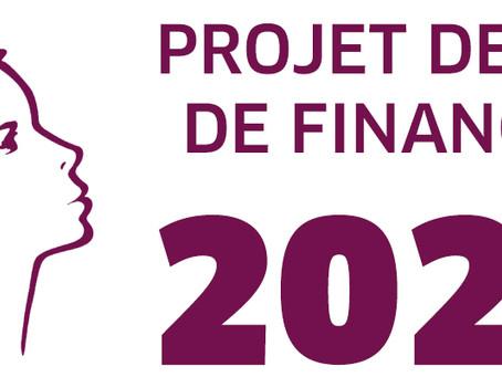 Article 56 - Projet de Loi de Finances pour 2020
