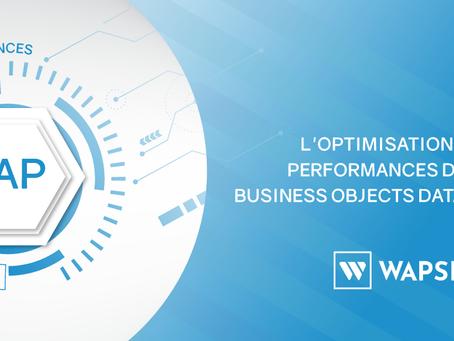 L'Optimisation des performances de SAP BUsiness Objects Data Services