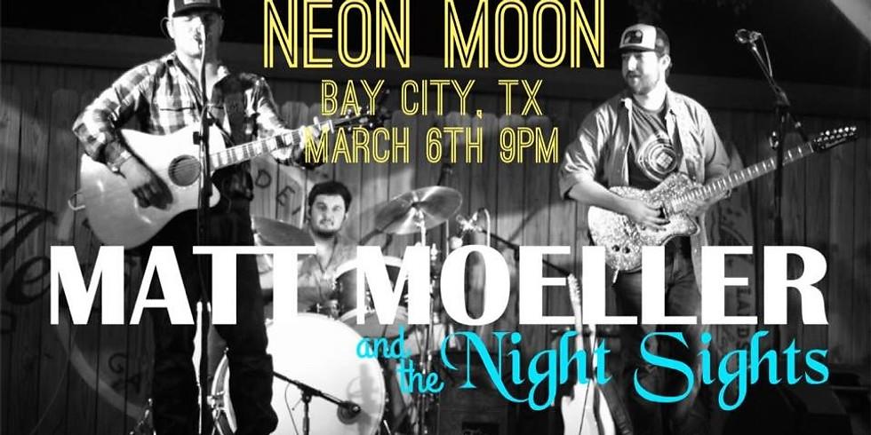 Matt Moeller and the Night Sights