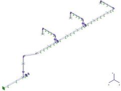 Modelo de cálculo para análise