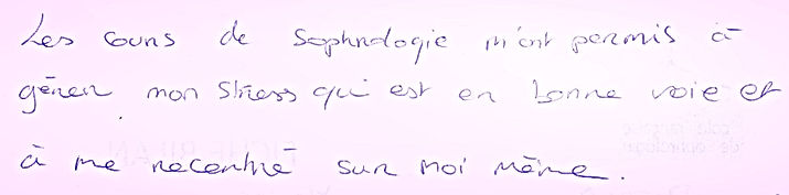 avis sur la sophrologie espacesophro66