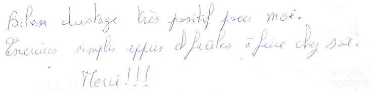 avis témoignage sophro canet en roussillon