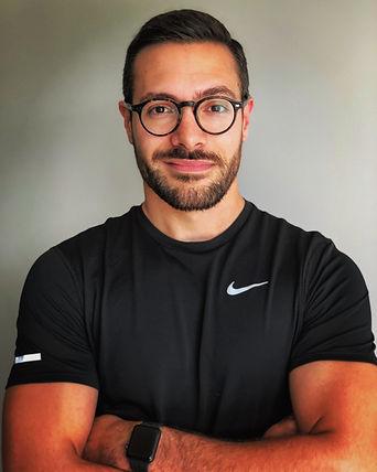 Jeremy Petrella - Personal Trainer Certifié