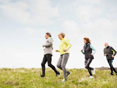 Le contraire du vieillissement est l'entraînement physique