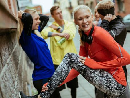 Faire du sport pour combattre le burnout