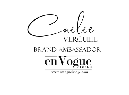 """""""Caelee Vercueil"""" announced as """"enVogue Image"""" Brand Ambassador"""