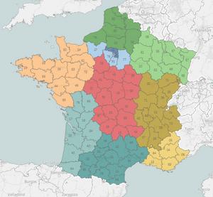 France Sales Territory Design