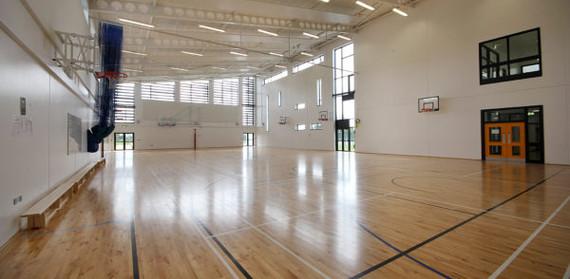 Le Cheile Sports Hall