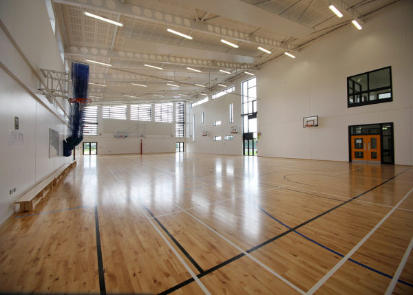Le Cheile Sports Hall