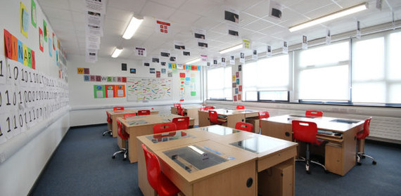 Le Cheile Class Room