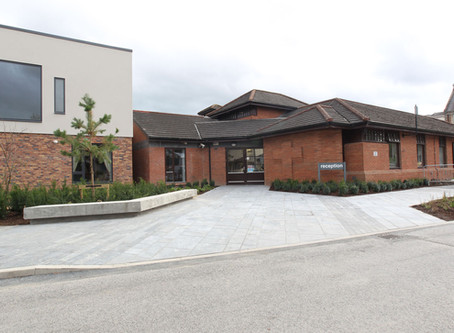 Beechlawn Nursing Home Drumcondra.  Full Electrical Installation.