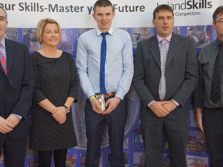 IrelandSkills National Competition Electrical Installation Winner – Shane Magee (2015)