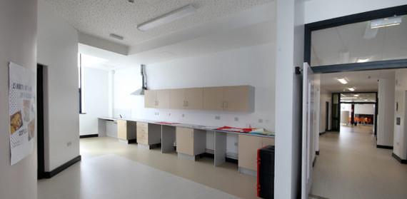 Le Cheile Classroom