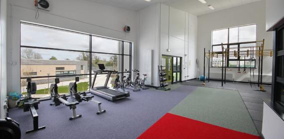 Le Cheile Gym