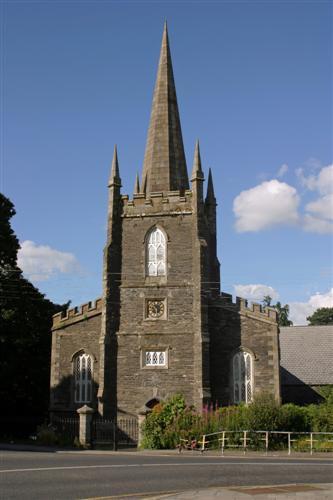 Cootehill Church