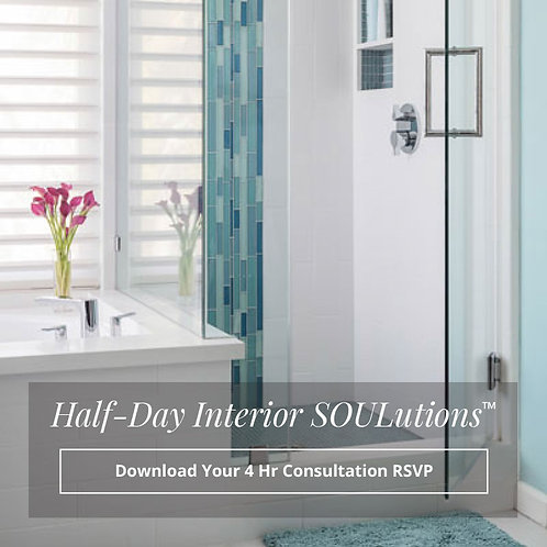 Half-Day Interior SOULutions