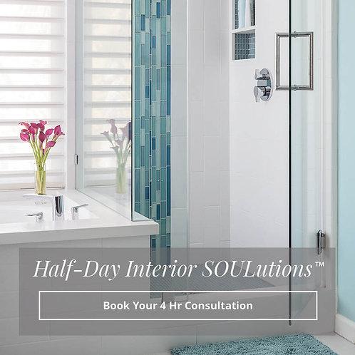Half-Day Interior SOULutions