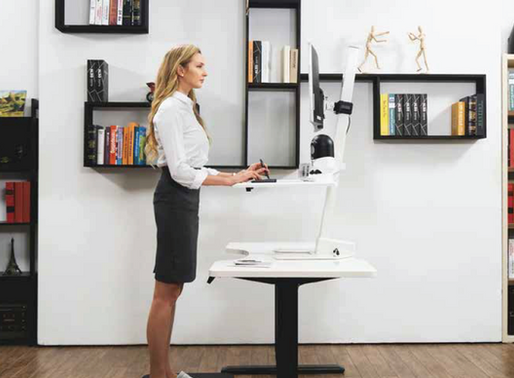 Creating An Inspiring Home Office That Supports Your Health and Wealth