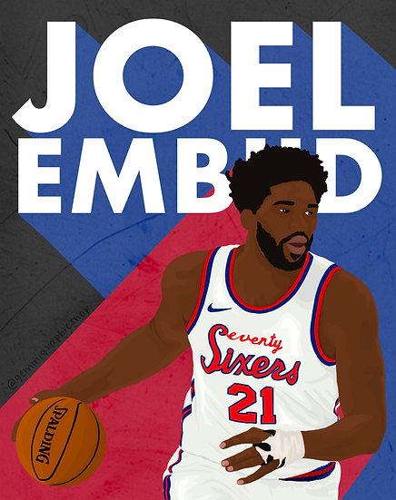 Joel Embiid 76ers