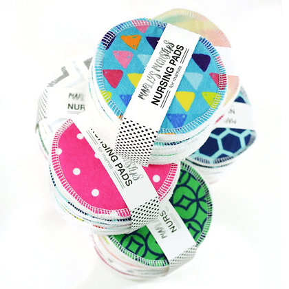 Reusable Nursing Pads (3 pairs)