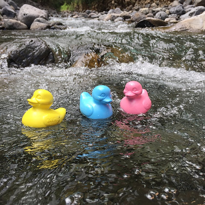 The GOOD Duck (PVC free Rubber Duckie)