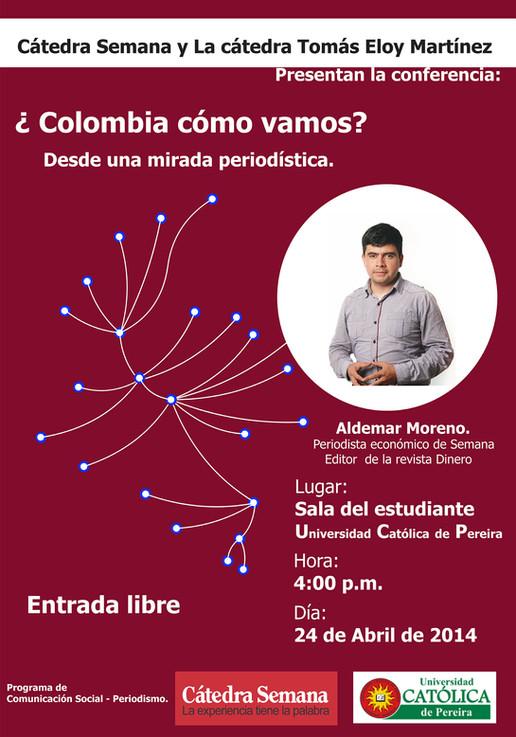 ¿Colombia cómo vamos?