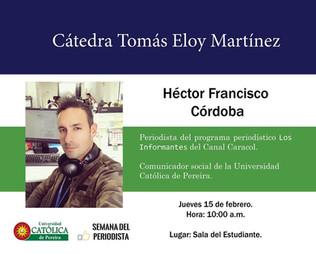 Héctor Francisco Córdoba