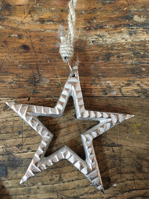Sterne mit Querrippen