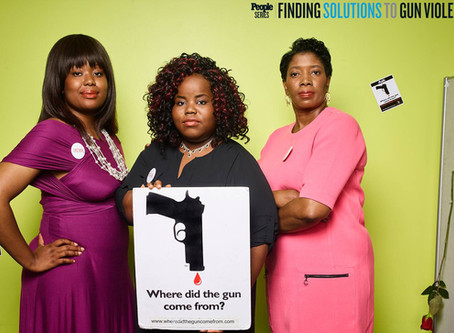 How These Women Turned Their Pain into Purpose to Get Guns Off the Street