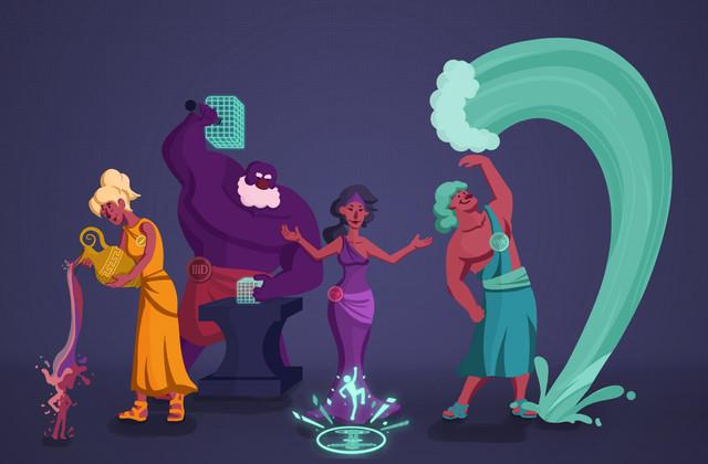 Character Design to Escape Studio Competition