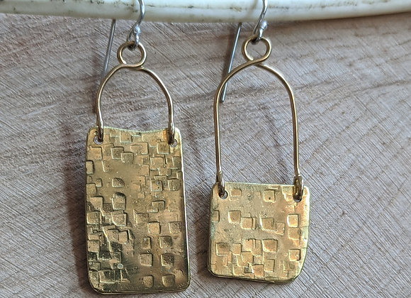 Square Patterned Dangles