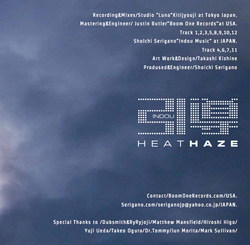 Heat Haze CD