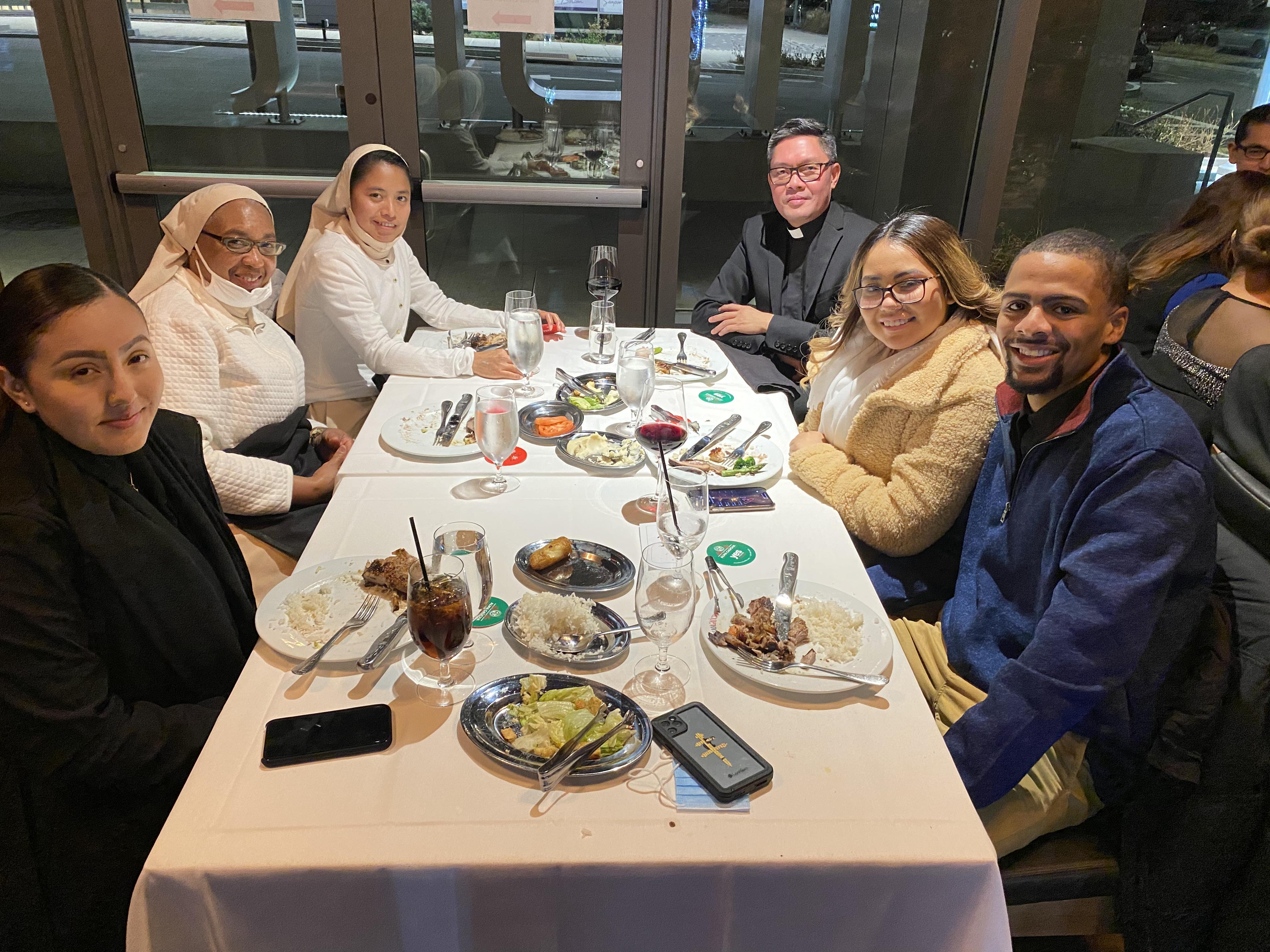 Seminary Appreciation Dinner 56