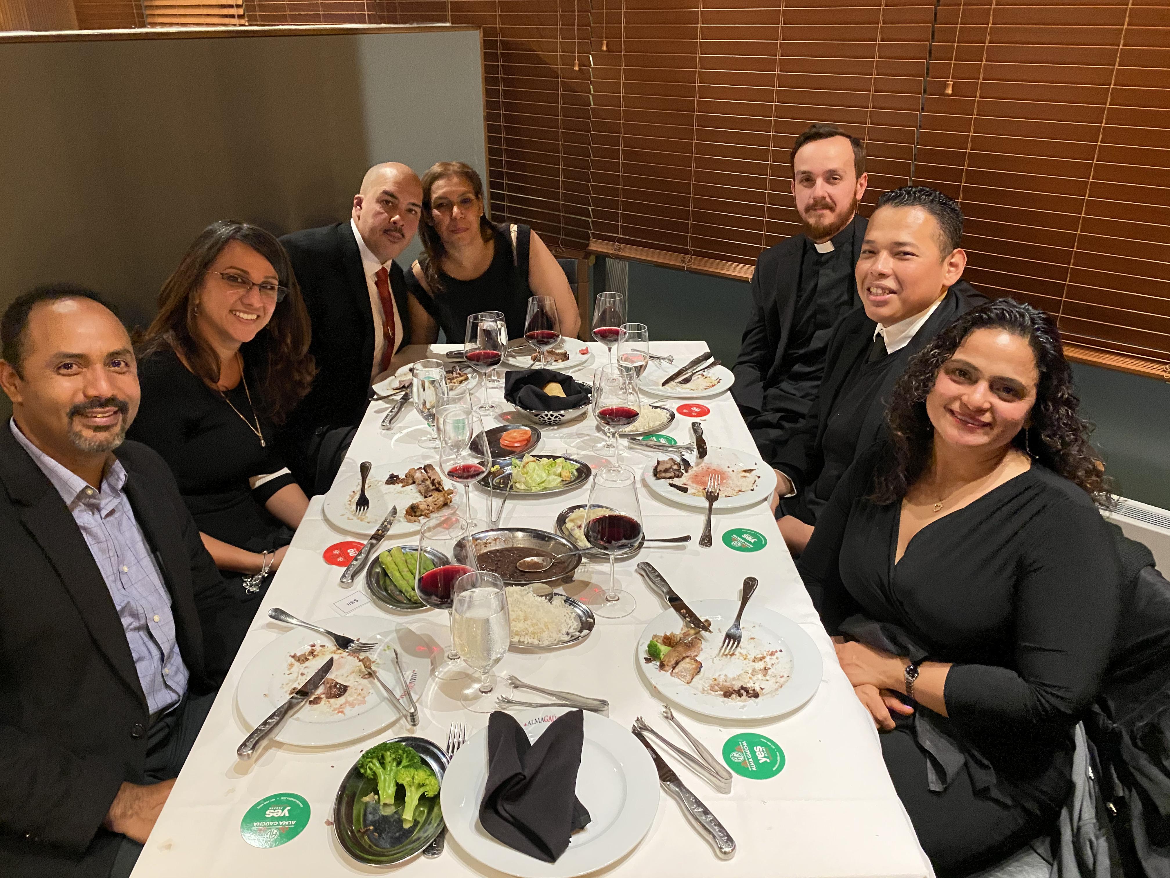 Seminary Appreciation Dinner 55