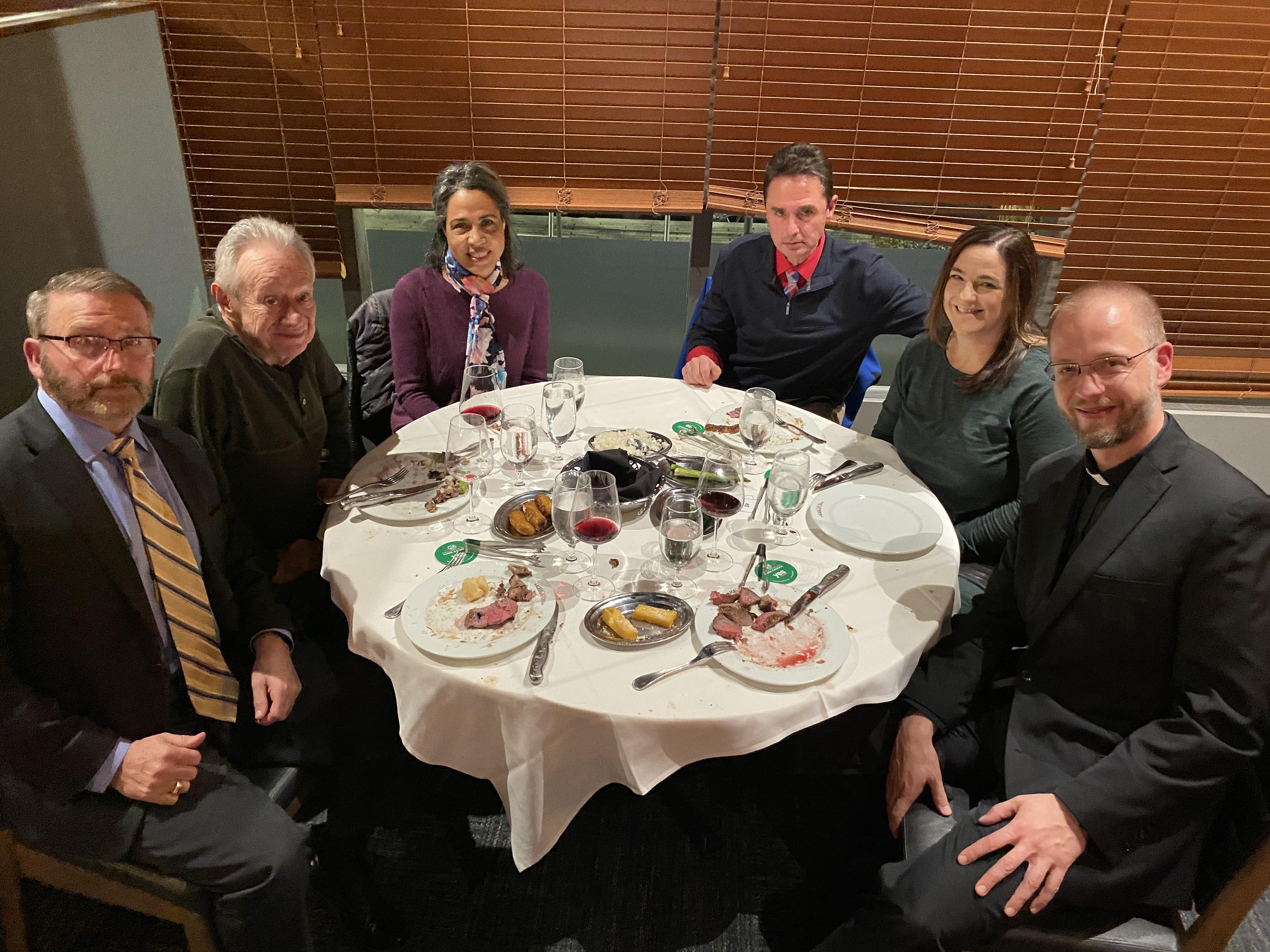 Seminary Appreciation Dinner 6