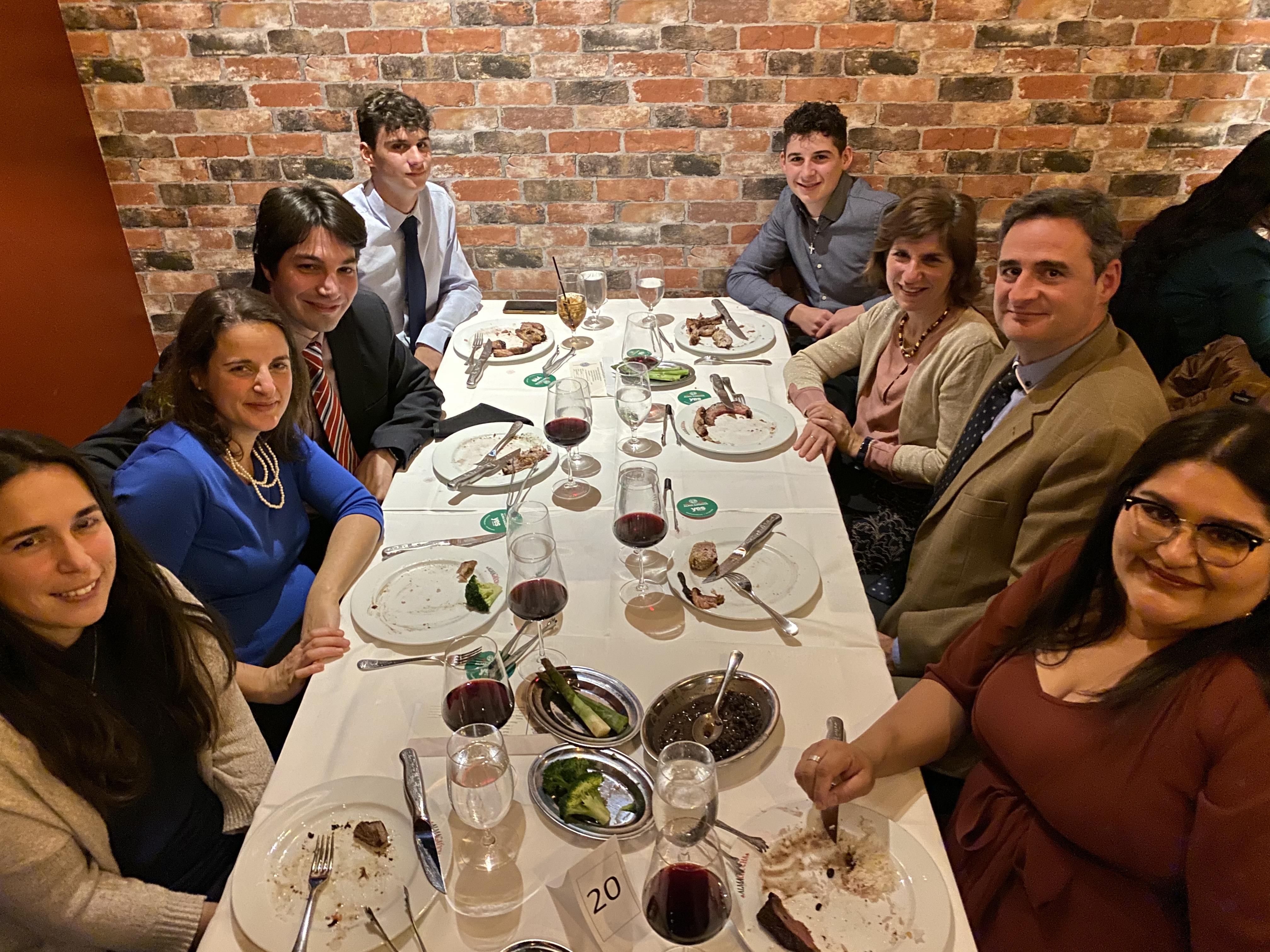 Seminary Appreciation Dinner 30