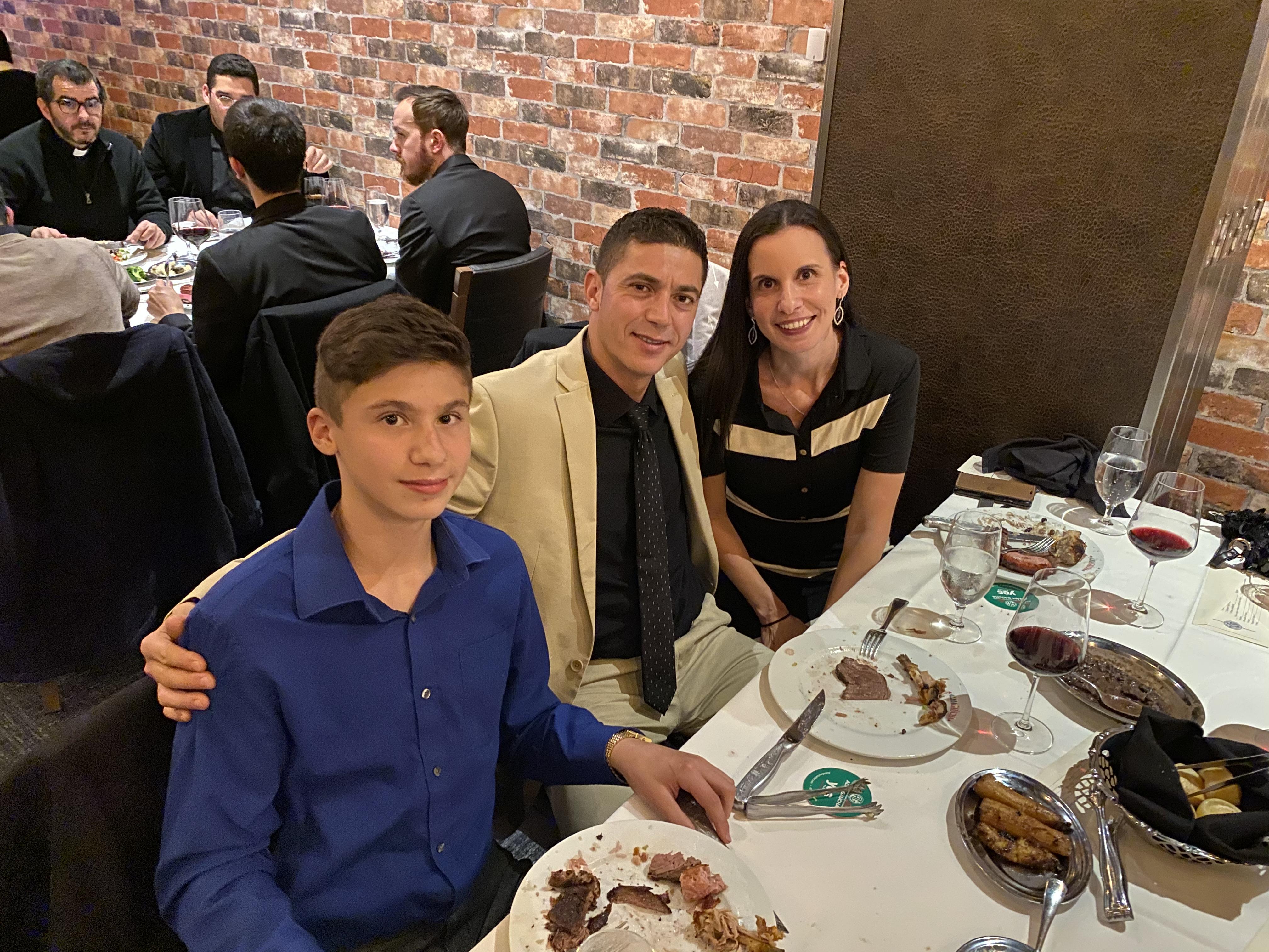 Seminary Appreciation Dinner 63