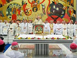 Cardinal Seán and Redemptoris Mater Seminary