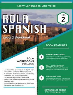 Spanish: Level 2