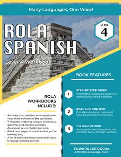 Rola Spanish Book 4 Cover