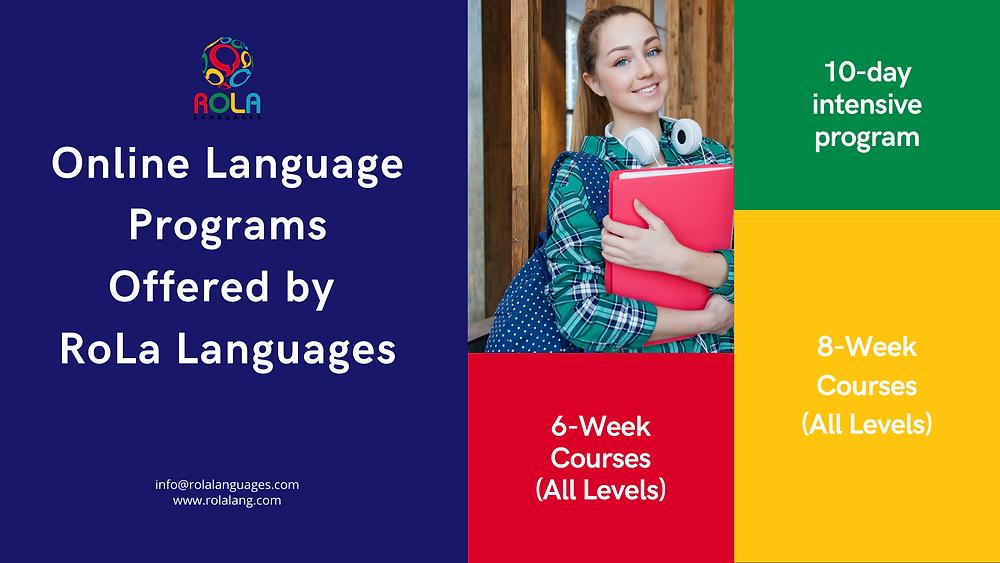 Online-Language-Programs