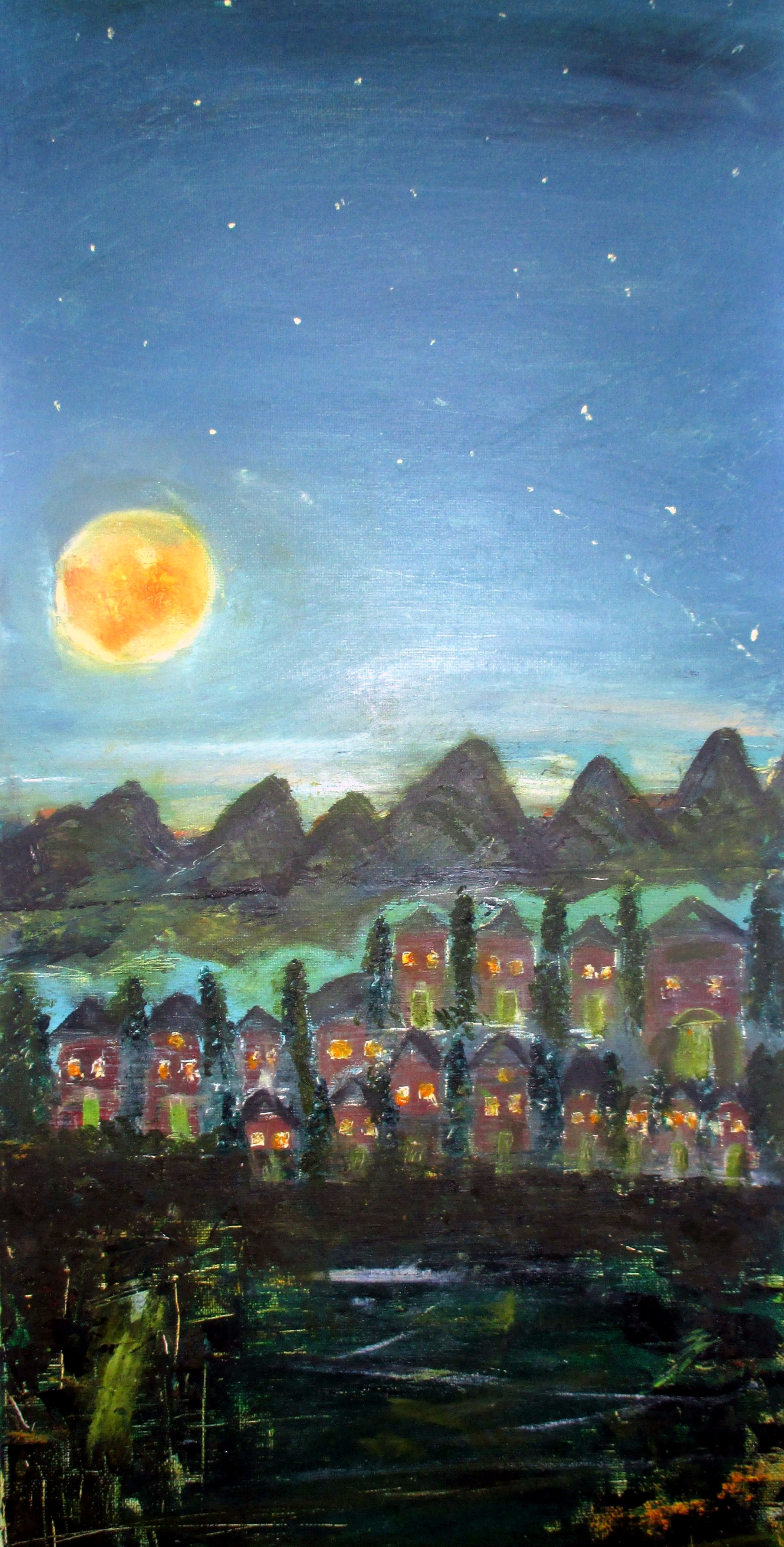 Full Moon Village