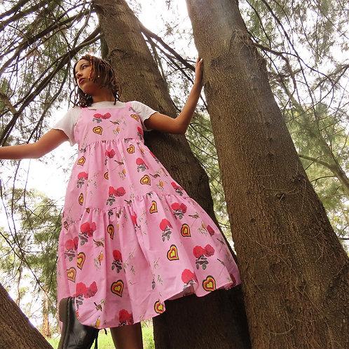 Daydream Dress- Love Birds